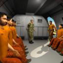 Army Criminals Transport Plane