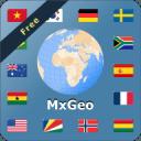 世界地图类