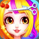 美发沙龙游戏:化妆女孩