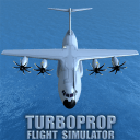 涡轮螺旋桨飞机模拟器