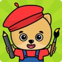 Kids doodle games for toddlers