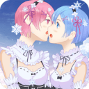 Anime Avatar Maker: Kissing Couple