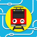 ツクレール 線路をつなぐ電車ゲーム 子供も大人も運転手気分