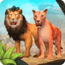 Lion Family Sim Online