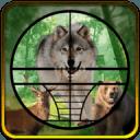 狩猎丛林动物