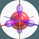 虛軌道3D化學