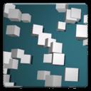 立體方塊動態壁紙