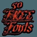 字体为三星Galaxy FlipFont免费50