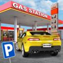 Gas Station Car Parking Game