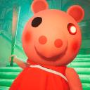 恐怖小猪佩奇奶奶