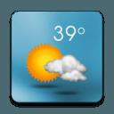 3D天气时钟小部件