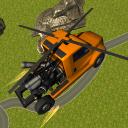 直升机卡车飞行