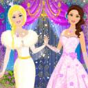 公主婚礼着装