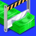金钱制造者3D-印钞机
