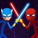 火柴人面具:超级英雄