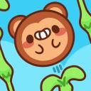 猴子滚动:可爱攀爬