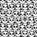 捉迷藏的企鵝:黑白尋物