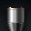 簡易手電筒