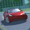 Urban Electric Car Game