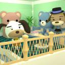 小逃生:熊沙发的房间