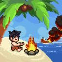 无人岛生存故事