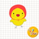 YOO主题-红头巾小鸡