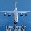 渦輪螺旋槳飛機模擬器