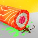 寿司卷3D