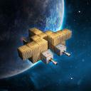方塊飛機宇宙