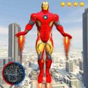超级钢铁侠绳索英雄