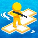 木筏战争:疯狂海战