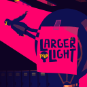 Larger Than Light