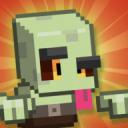 Idle Zombie Superhero