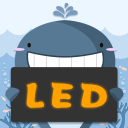 LED弹幕显示屏