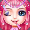 公主舞會化妝沙龍 - 頂級女孩遊戲