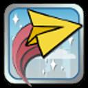 重力纸飞机