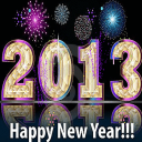 New Year 2013 Live Wallpaper