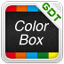 GO主题-彩色方块