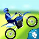 摩托车越野骑士