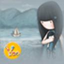 YOO主题-小小的女孩