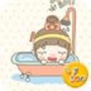 YOO主题-爱臭美的小女孩