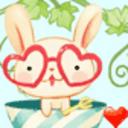 桃心兔桌面主题-魔秀