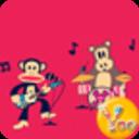 YOO主题-摇滚大嘴猴