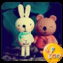 YOO主题-兔与熊