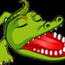 小鳄鱼拔牙