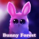 萌兔森林动态壁纸