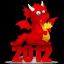 2012龍年祝福短信