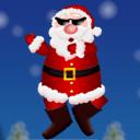 跳舞的圣诞老人