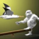 飞翔的企鹅