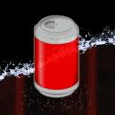 摇摆可乐瓶